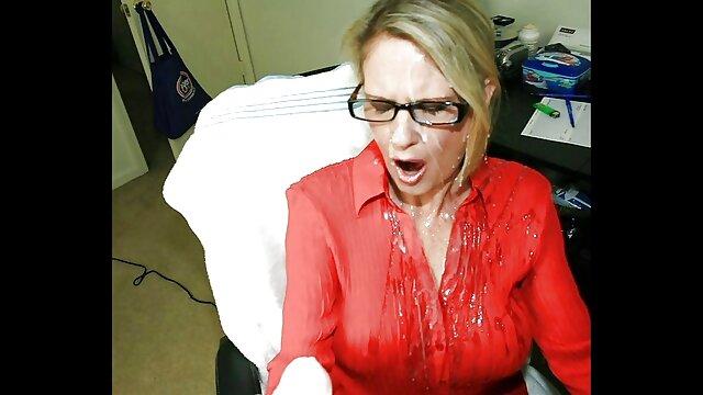 Blonde Babe Leanna Leigh Masturbieren sexy nackte reife frauen Pussy